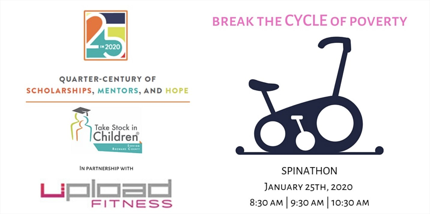 Spin-A-Thon Event