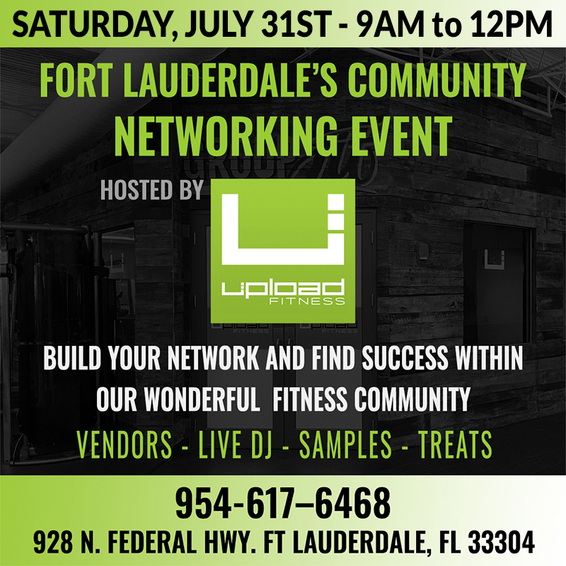 Fort Lauderdale's Community Networking Event